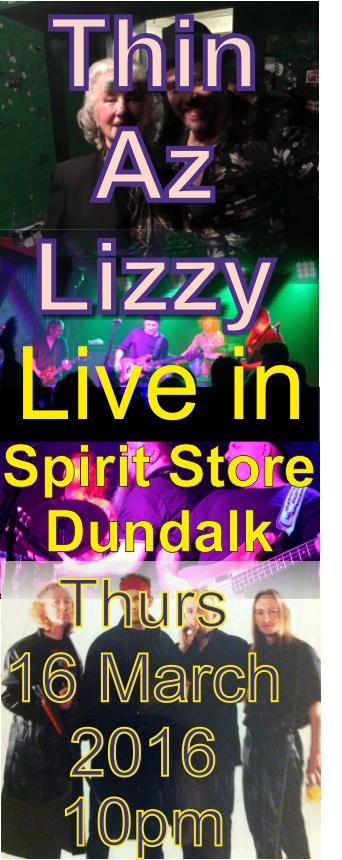 Thin Az Lizzy
