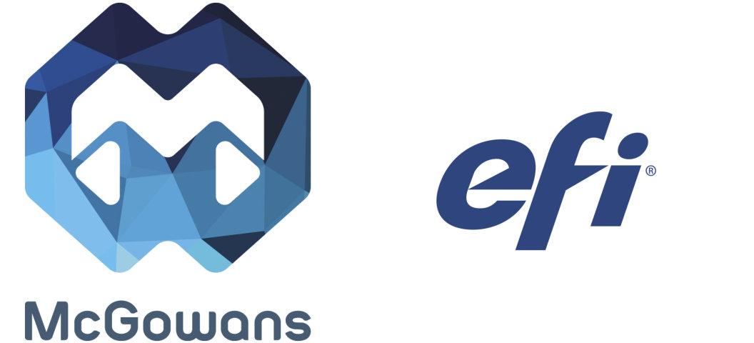 McGowans ans EFI logos