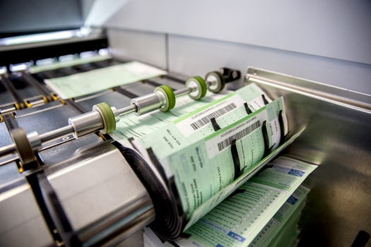 Xerox NHS - millions of secure and non-secure business forms, including prescription pads, dental forms and operational forms will be printed by Xerox