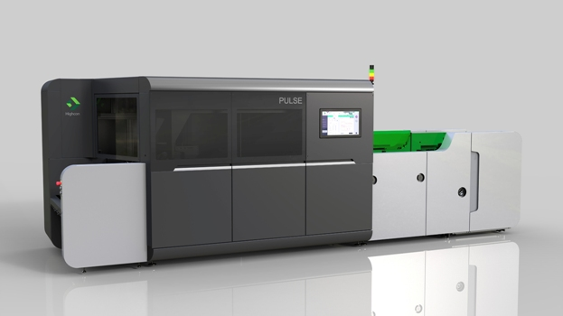 New Highcon Pulse B2 format machine