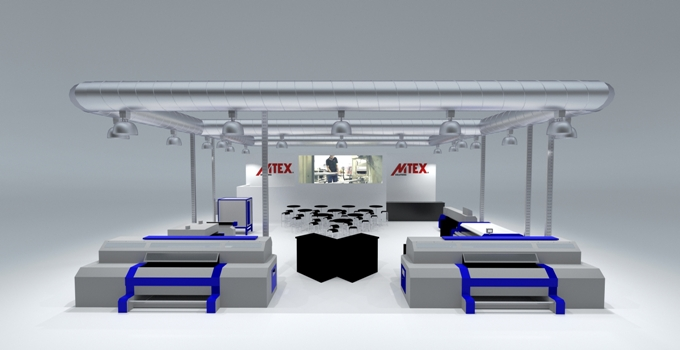 Meet the MTEX team at ITMA, Hall 18, Stand E112