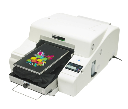 New ValueJet 405GT direct-to-garment printer