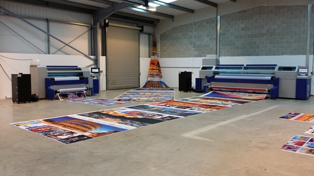 MTEX offers complete turnkey solutions for the complete direct-to-textile print solutions
