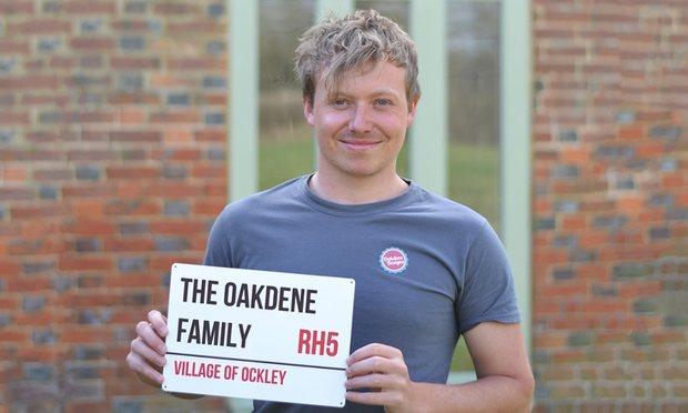 Ben Grist, Founder of Oakdene Designs