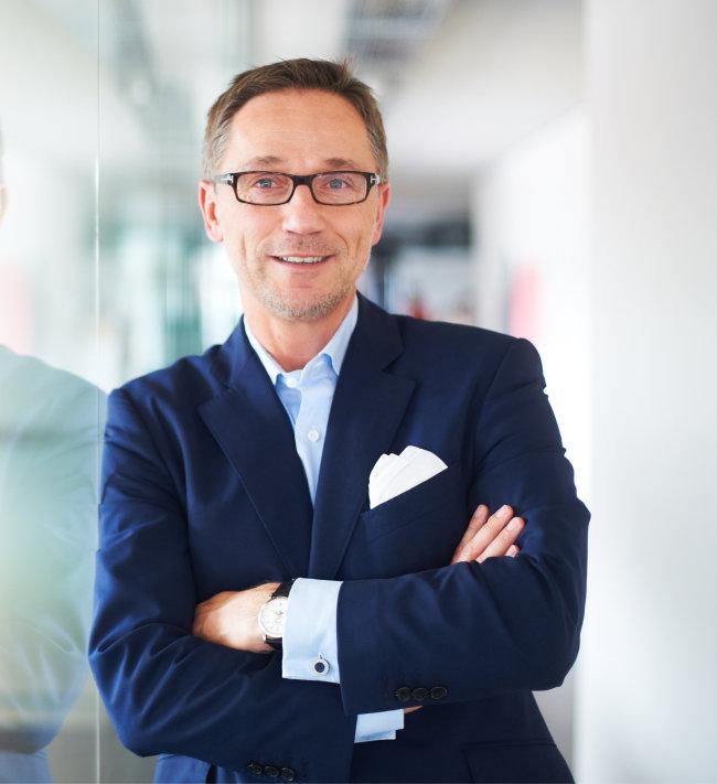 Eric Everard, CEO Artexis Group