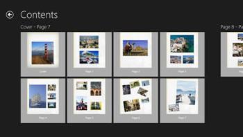 Roxio MediaBook contents