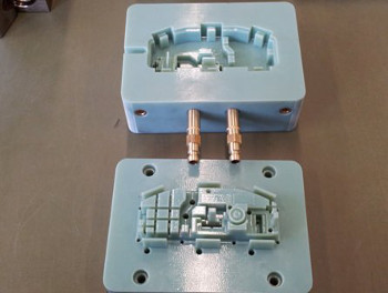 Stratasys 3D printed injection mold