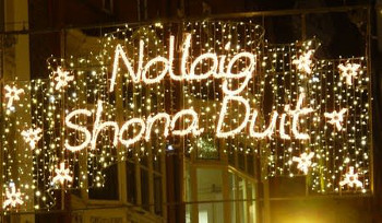 'Nollaig Shona Duit'