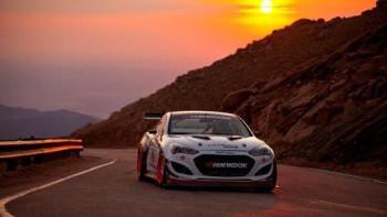 Hyundai Genesis Pikes Peak