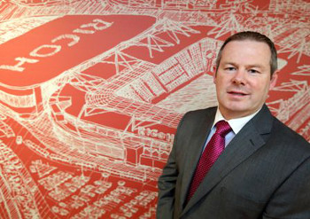 Matthew McCann director Ricoh Ireland